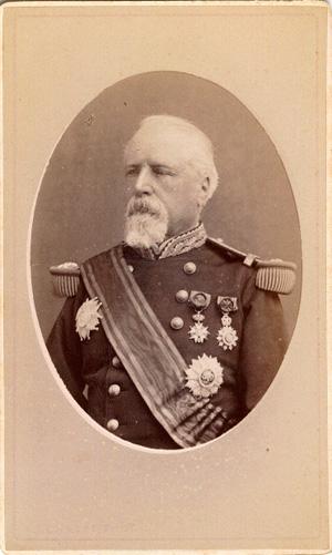 Rapport sur les opérations militaires en Tunisie (d'avril à juillet 1881) / par le général Forgemol de Bostquénard forgemol
